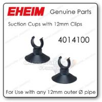 12mm Suction Cups & Clips 4014100